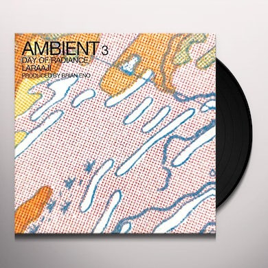 Laraaji AMBIEN 3: DAY OF RADIANCE Vinyl Record