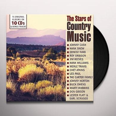 COUNTRY: 15 ORIGINAL ALBUMS / VARIOUS  (GER) Vinyl Record - 10 Inch Single