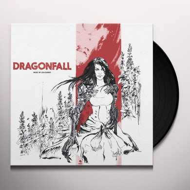 Jon Everist SHADOWRUN: DRAGONFALL Vinyl Record