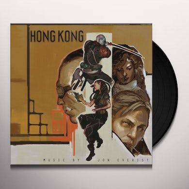 Jon Everist SHADOWRUN: HONG KONG Vinyl Record