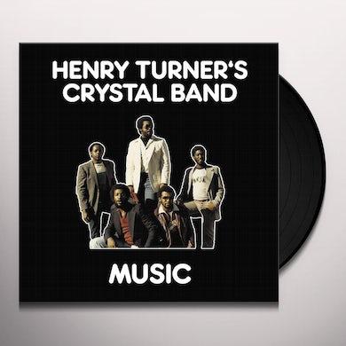 Henry Turner MUSIC Vinyl Record