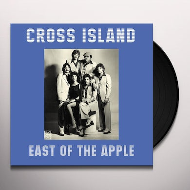 Cross Island EAST OF THE APPLE Vinyl Record