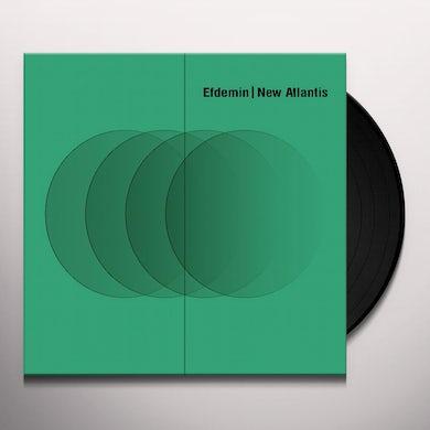Efdemin NEW ATLANTIS Vinyl Record