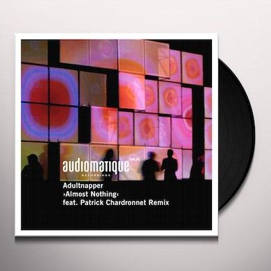 Adultnapper ALMOST NOTHING Vinyl Record
