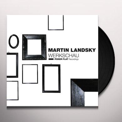 Martin Landsky WERKSCHAU Vinyl Record