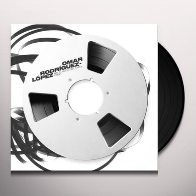 Omar Rodriguez Lopez CLOUDS HILL TAPES PT I, II & III Vinyl Record