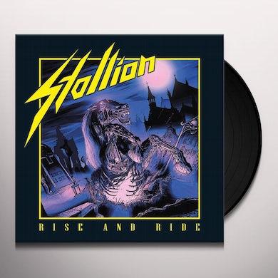 RISE & RIDE Vinyl Record