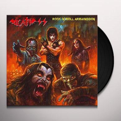 Death Ss ROCK N ROLL ARMAGEDDON Vinyl Record