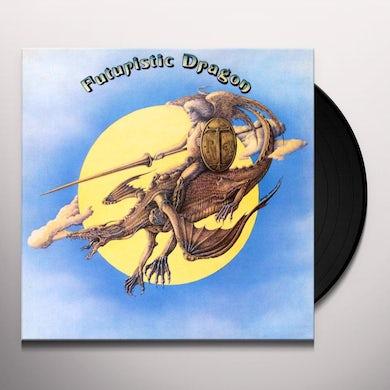 T-Rex FUTURISTIC DRAGON Vinyl Record