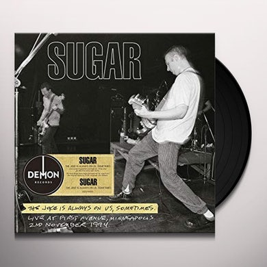 JOKE IS ALWAYS ON US Vinyl Record
