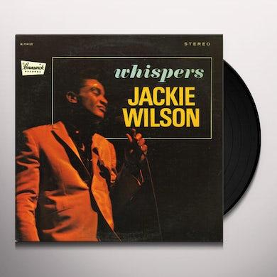 Jackie Wilson WHISPERS Vinyl Record