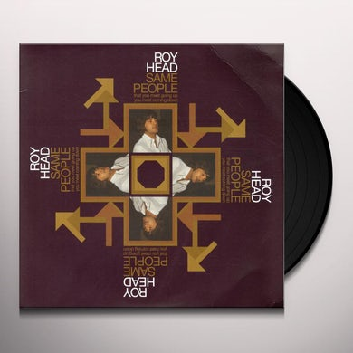 Roy Head SAME PEOPLE Vinyl Record