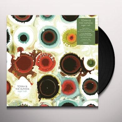Toyah & The Humans SUGAR RUSH Vinyl Record