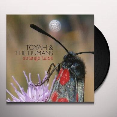 Toyah & The Humans STRANGE TALES Vinyl Record