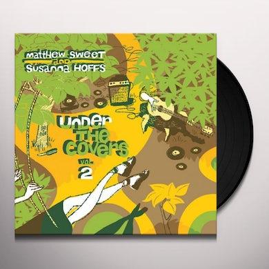 Matthew Sweet UNDER THE COVERS VOL 2 Vinyl Record