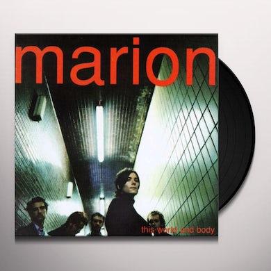 Marion THIS WORLD & BODY Vinyl Record