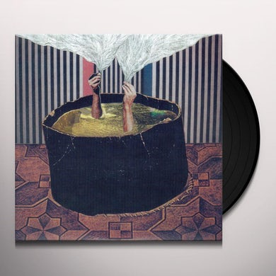 Phantom Band WANTS Vinyl Record