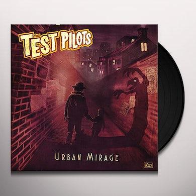 Test Pilots URBAN MIRAGE Vinyl Record