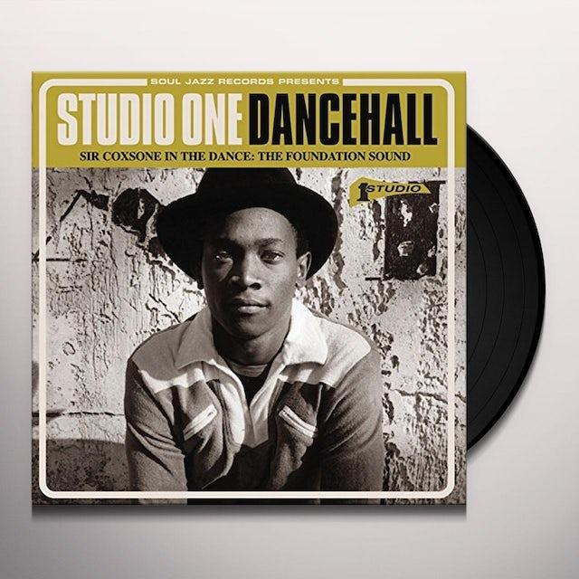 Soul Jazz Records Presents STUDIO ONE DANCEHALL: SIR COXSONE Vinyl Record