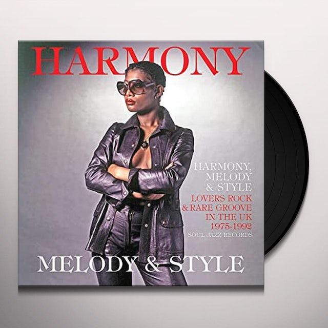 Harmony Melody & Style 2: Lovers Rock / Various