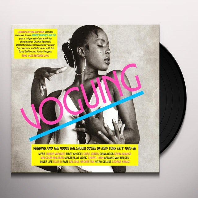 Voguing 1: Voguing & House Ballroom Scene Nyc