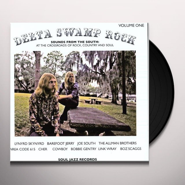 Delta Swamp Rock 2: Sounds From The South / Var