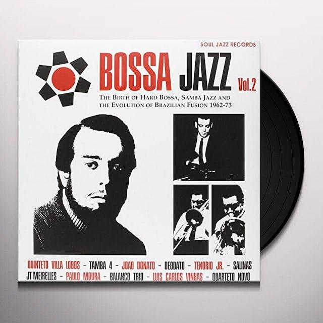 Bossa Jazz 2: Birth Of Hard Bossa Jazz / Various