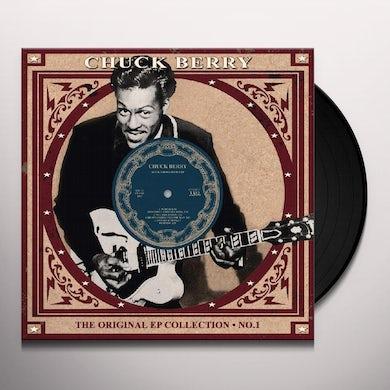 Chuck Berry ORIGINAL EP COLLECTION Vinyl Record