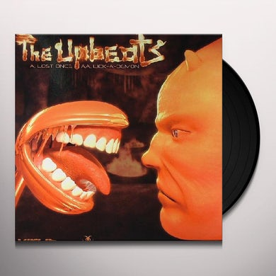 Upbeats LOST ONCE/LICK-A-DEMON Vinyl Record
