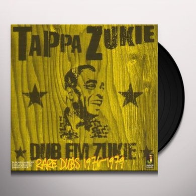 Tappa Zukie DUB EM ZUKIE (RARE DUBS 1976-1979) Vinyl Record