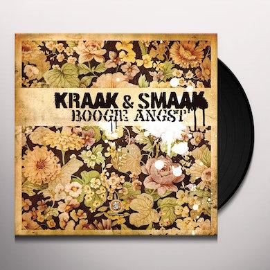 Kraak & Smaak BOOGIE ANGST Vinyl Record