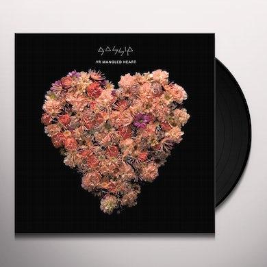 Gossip YR MANGLED HEART Vinyl Record
