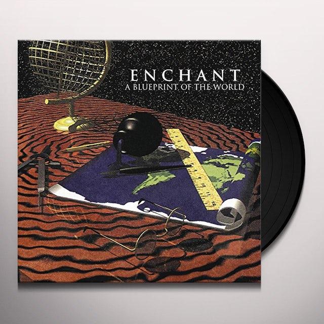 ENCHANT BLUEPRINT OF THE WORLD Vinyl Record