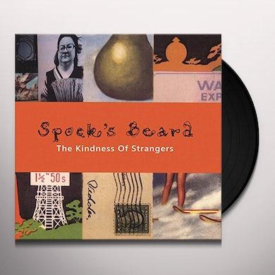Spock'S Beard KINDNESS OF STRANGERS (CLEAR VINYL) Vinyl Record