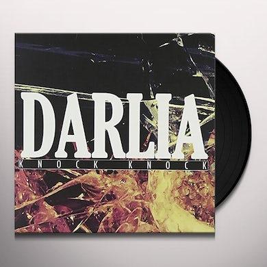 Darlia KNOCK KNOCK EP Vinyl Record