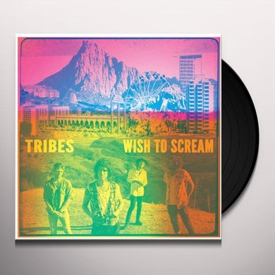 Tribes WISH TO SCREAM Vinyl Record