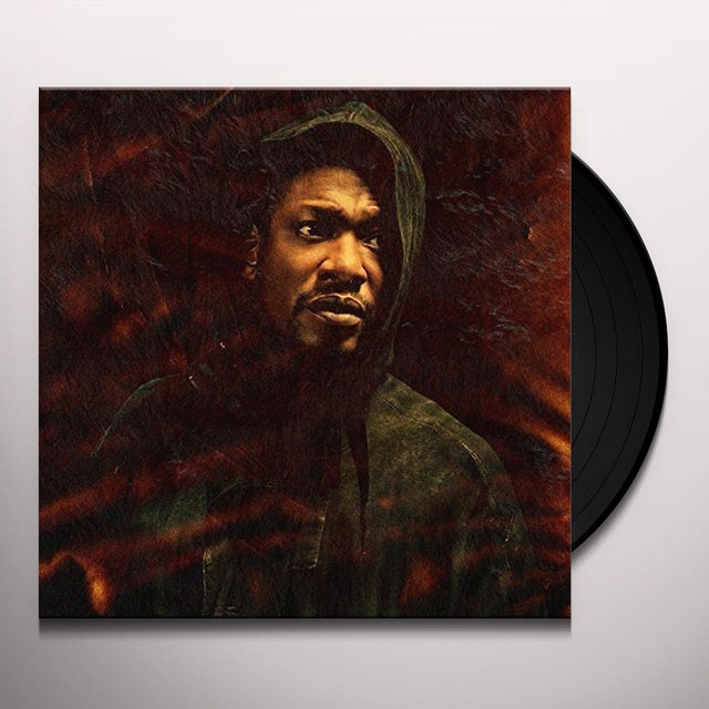 Roots Manuva BLEEDS Vinyl Record