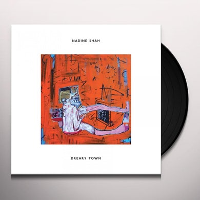 Nadine Shah DREARY TOWN Vinyl Record