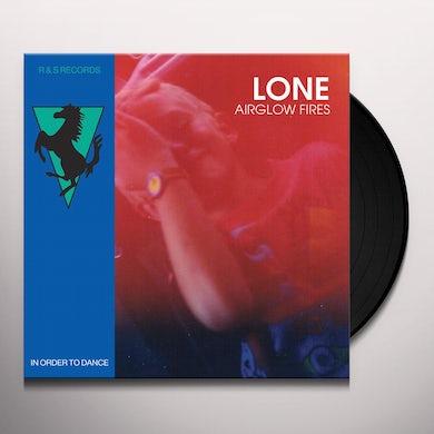 Lone AIRGLOW FIRES Vinyl Record