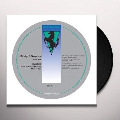 Dbridge MOVE WAY Vinyl Record