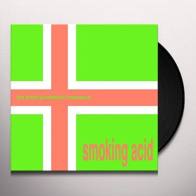 The Brian Jonestown Massacre SMOKING ACID Vinyl Record