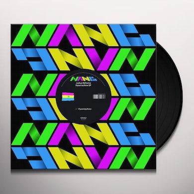 Justus Köhncke FUSSMACHINE EP Vinyl Record - UK Release