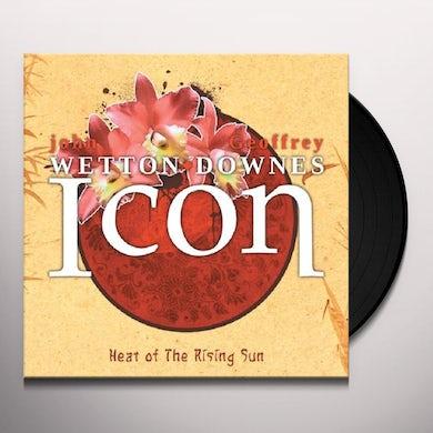Icon HEAT OF THE RISING SUN Vinyl Record