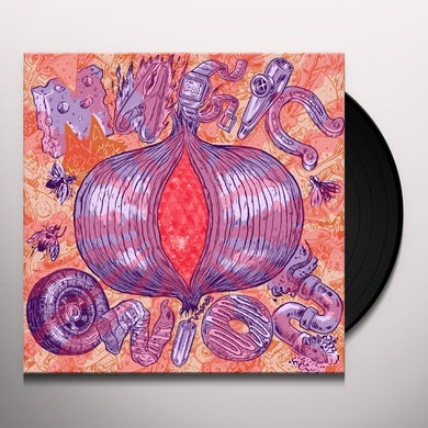 The Lovely Eggs MAGIC ONION Vinyl Record