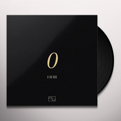 Girls Names ZERO TRIPTYCH Vinyl Record