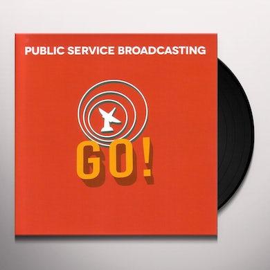 Public Service Broadcasting GO Vinyl Record