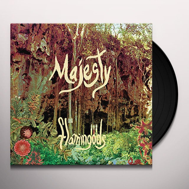 FLAMINGODS MAJESTY Vinyl Record
