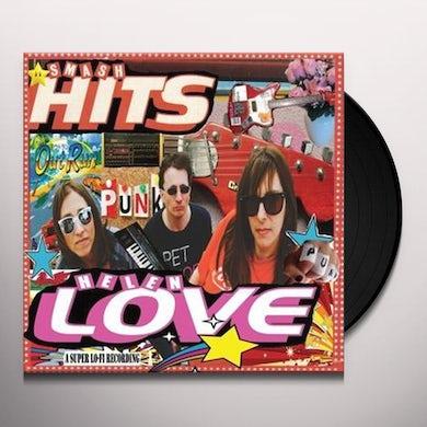 Helen Love SMASH HITS Vinyl Record