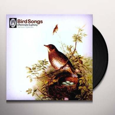 BIRD SONGS / VARIOUS Vinyl Record