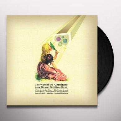 Jane Weaver WATCHBIRD ALLUMINATE Vinyl Record